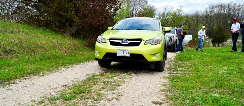 Car-Revs-Daily.com Goes Off-Roading in 2014 Subaru XV Crosstrek Hybrid 18