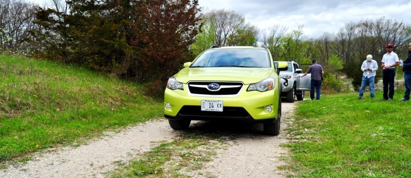 Car-Revs-Daily.com Goes Off-Roading in 2014 Subaru XV Crosstrek Hybrid 19