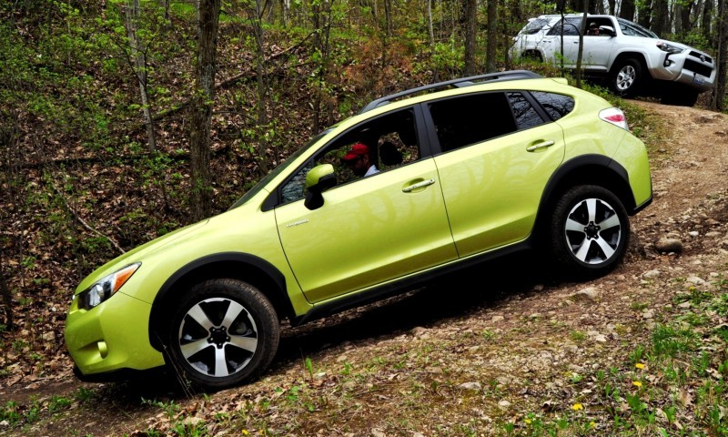 Car-Revs-Daily.com Goes Off-Roading in 2014 Subaru XV Crosstrek Hybrid 29