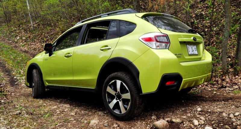 Car-Revs-Daily.com Goes Off-Roading in 2014 Subaru XV Crosstrek Hybrid 32