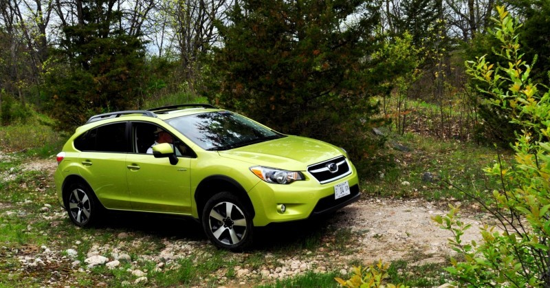 Car-Revs-Daily.com Goes Off-Roading in 2014 Subaru XV Crosstrek Hybrid 37