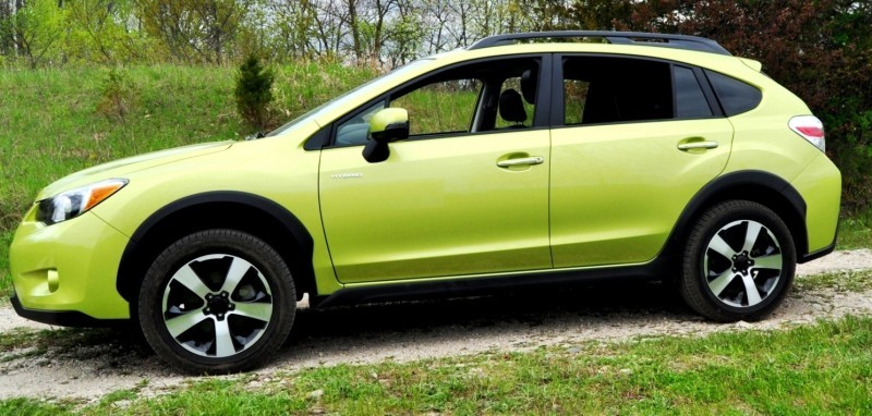 Car-Revs-Daily.com Goes Off-Roading in 2014 Subaru XV Crosstrek Hybrid 8