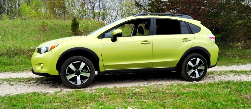 Car-Revs-Daily.com Goes Off-Roading in 2014 Subaru XV Crosstrek Hybrid 9