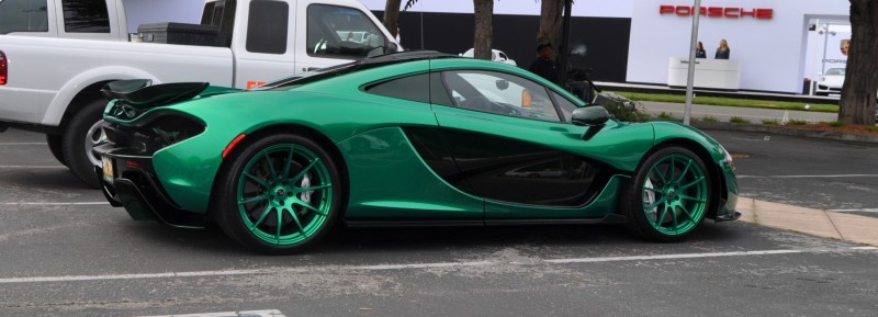 Car-Revs-Daily.com Green 2014 McLaren P1 18