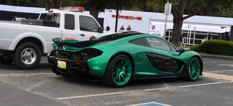 Car-Revs-Daily.com Green 2014 McLaren P1 21
