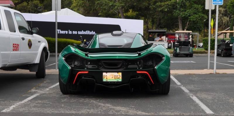 Car-Revs-Daily.com Green 2014 McLaren P1 28