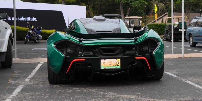 Car-Revs-Daily.com Green 2014 McLaren P1 29
