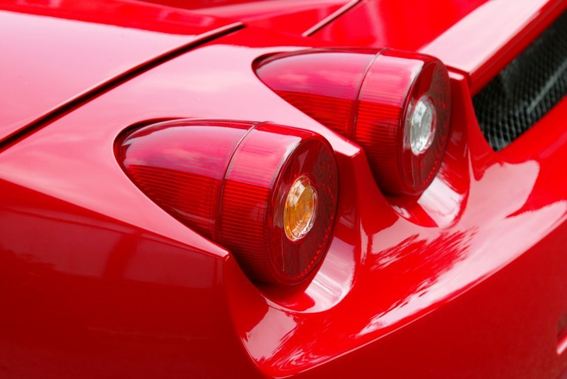 Car-Revs-Daily.com Hypercar Hall of Fame - 2003 Enzo Ferrari in 77 Original Maranello Launch Photos 21