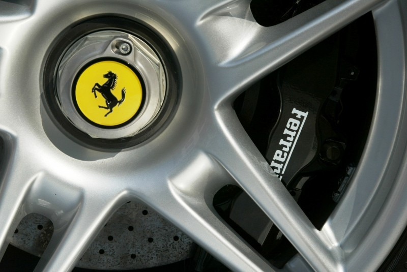 Car-Revs-Daily.com Hypercar Hall of Fame - 2003 Enzo Ferrari in 77 Original Maranello Launch Photos 22
