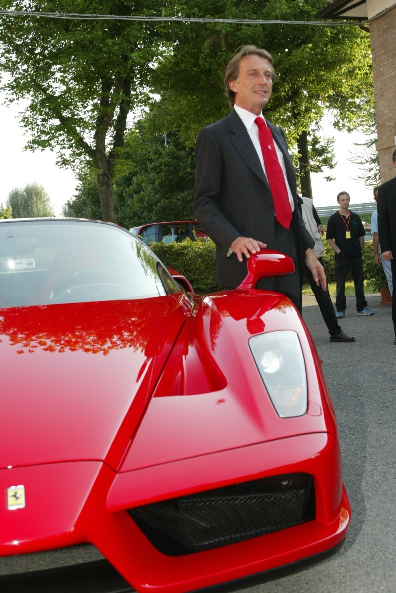Car-Revs-Daily.com Hypercar Hall of Fame - 2003 Enzo Ferrari in 77 Original Maranello Launch Photos 44