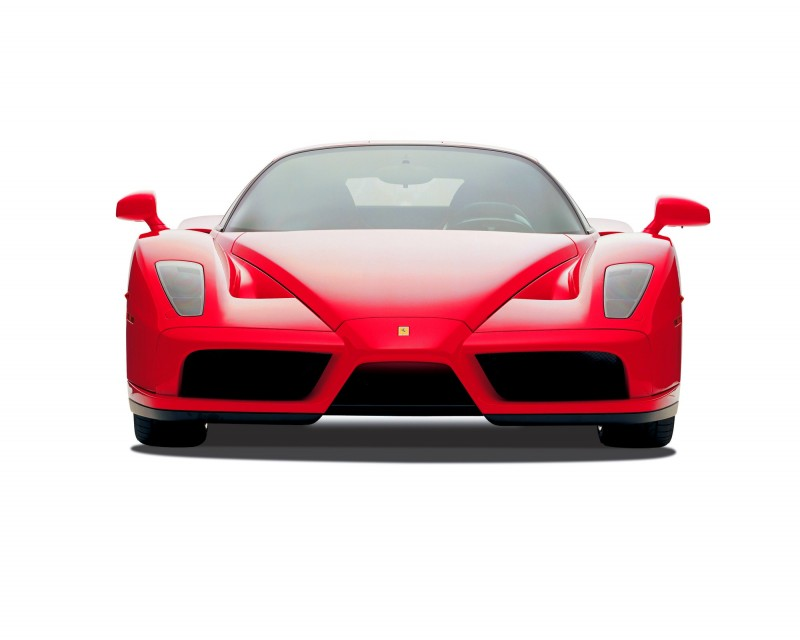 Car-Revs-Daily.com Hypercar Hall of Fame - 2003 Enzo Ferrari in 77 Original Maranello Launch Photos 69
