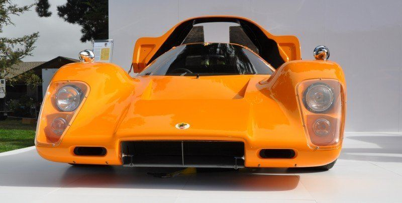 Car-Revs-Daily.com Hypercar Icons - 1969 McLaren M6B GT with 2014 McLaren 650S at The Quail  3
