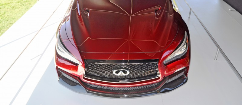 Car-Revs-Daily.com INFINITI Q50 Eau Rouge in 40 New Photos From Pebble Beach  13