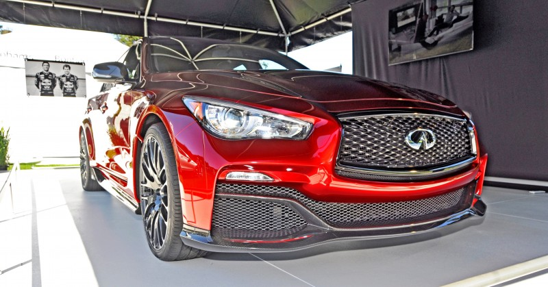 Car-Revs-Daily.com INFINITI Q50 Eau Rouge in 40 New Photos From Pebble Beach  14