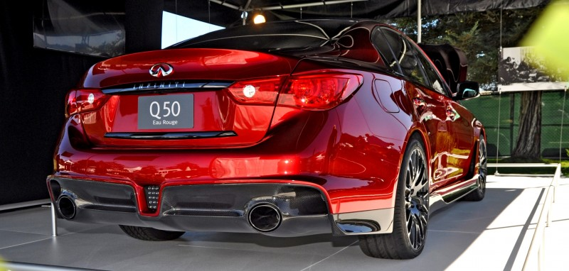 Car-Revs-Daily.com INFINITI Q50 Eau Rouge in 40 New Photos From Pebble Beach  20