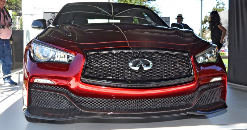 Car-Revs-Daily.com INFINITI Q50 Eau Rouge in 40 New Photos From Pebble Beach  3
