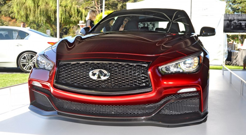 Car-Revs-Daily.com INFINITI Q50 Eau Rouge in 40 New Photos From Pebble Beach  5