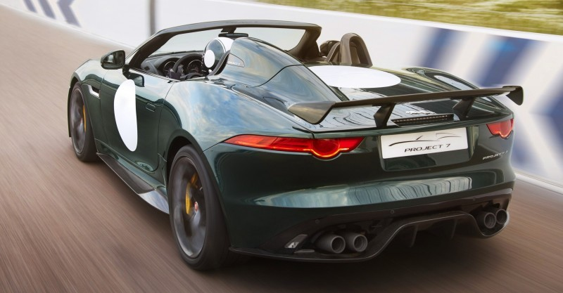 Car-Revs-Daily.com JAGUAR Special Operations F-TYPE Project 7 Speedster 10