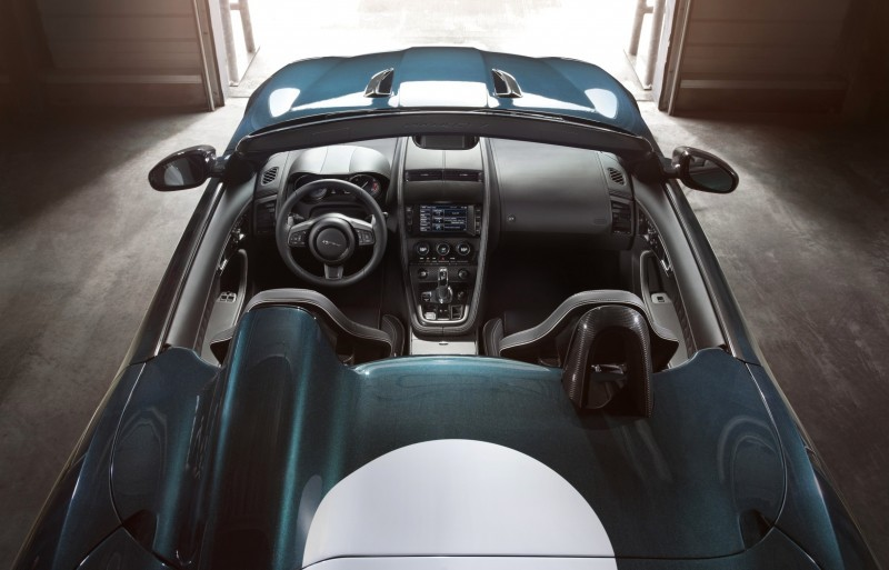 Car-Revs-Daily.com JAGUAR Special Operations F-TYPE Project 7 Speedster 11