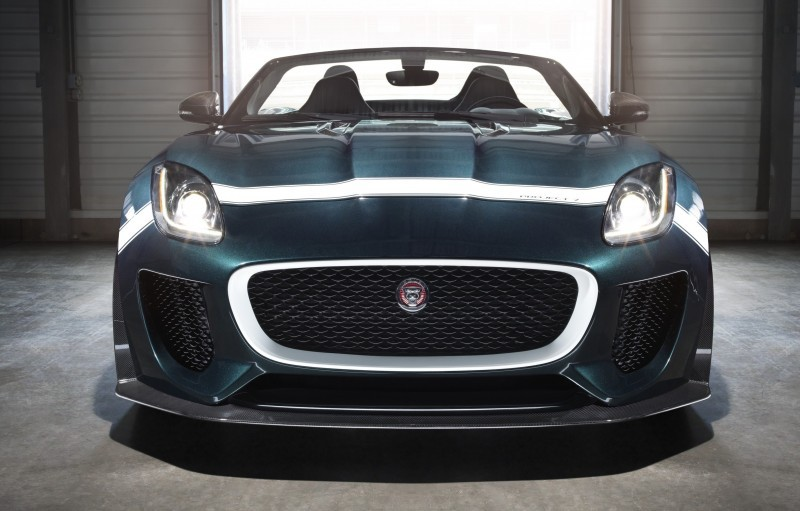 Car-Revs-Daily.com JAGUAR Special Operations F-TYPE Project 7 Speedster 15