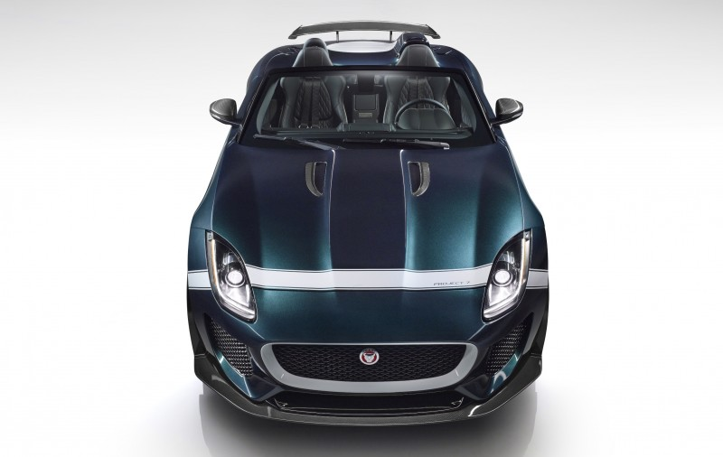 Car-Revs-Daily.com JAGUAR Special Operations F-TYPE Project 7 Speedster 16