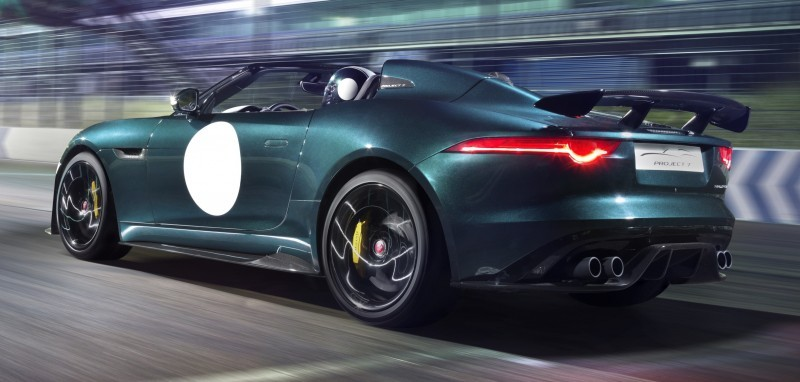 Car-Revs-Daily.com JAGUAR Special Operations F-TYPE Project 7 Speedster 17