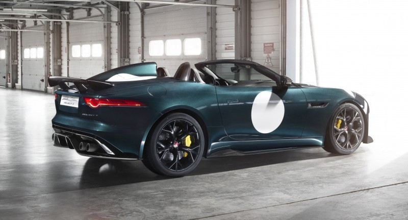 Car-Revs-Daily.com JAGUAR Special Operations F-TYPE Project 7 Speedster 18