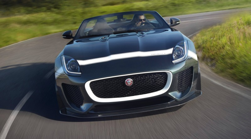 Car-Revs-Daily.com JAGUAR Special Operations F-TYPE Project 7 Speedster 22