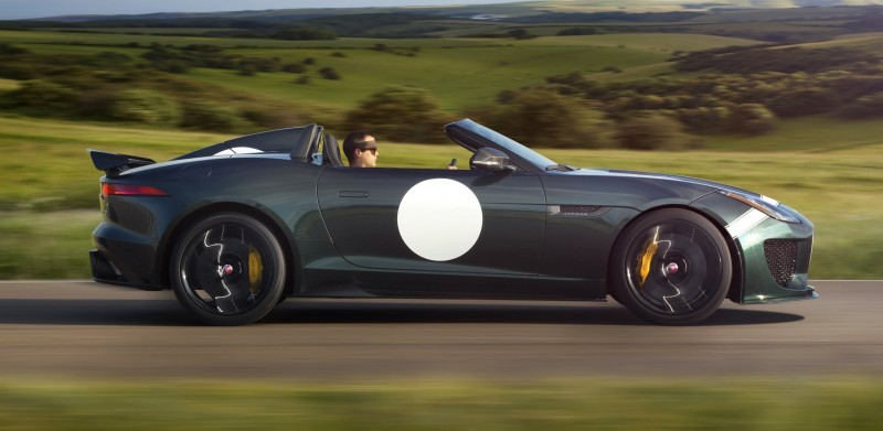 Car-Revs-Daily.com JAGUAR Special Operations F-TYPE Project 7 Speedster 23