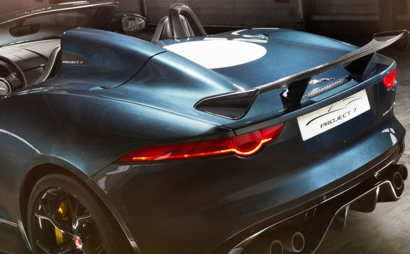 Car-Revs-Daily.com JAGUAR Special Operations F-TYPE Project 7 Speedster 24