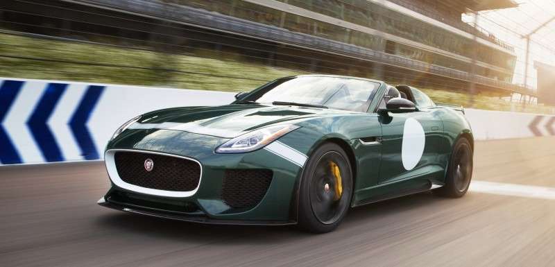 Car-Revs-Daily.com JAGUAR Special Operations F-TYPE Project 7 Speedster 25