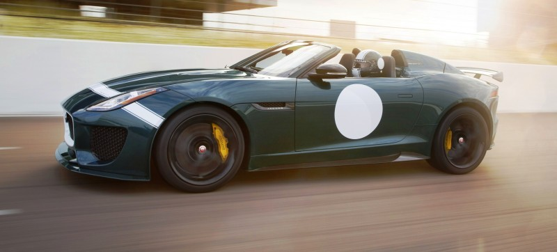 Car-Revs-Daily.com JAGUAR Special Operations F-TYPE Project 7 Speedster 26