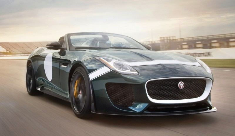 Car-Revs-Daily.com JAGUAR Special Operations F-TYPE Project 7 Speedster 27