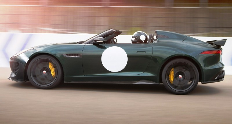 Car-Revs-Daily.com JAGUAR Special Operations F-TYPE Project 7 Speedster 28