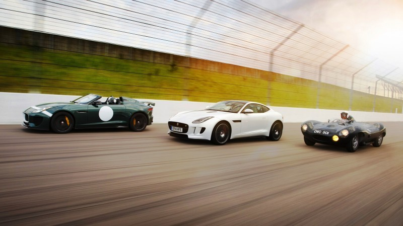 Car-Revs-Daily.com JAGUAR Special Operations F-TYPE Project 7 Speedster 30
