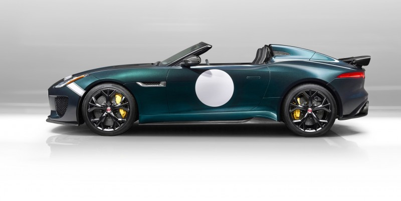 Car-Revs-Daily.com JAGUAR Special Operations F-TYPE Project 7 Speedster 8