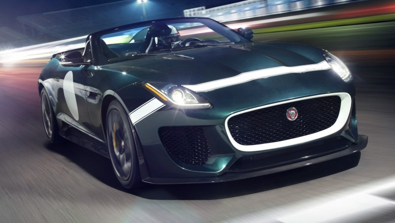Car-Revs-Daily.com JAGUAR Special Operations F-TYPE Project 7 Speedster 9