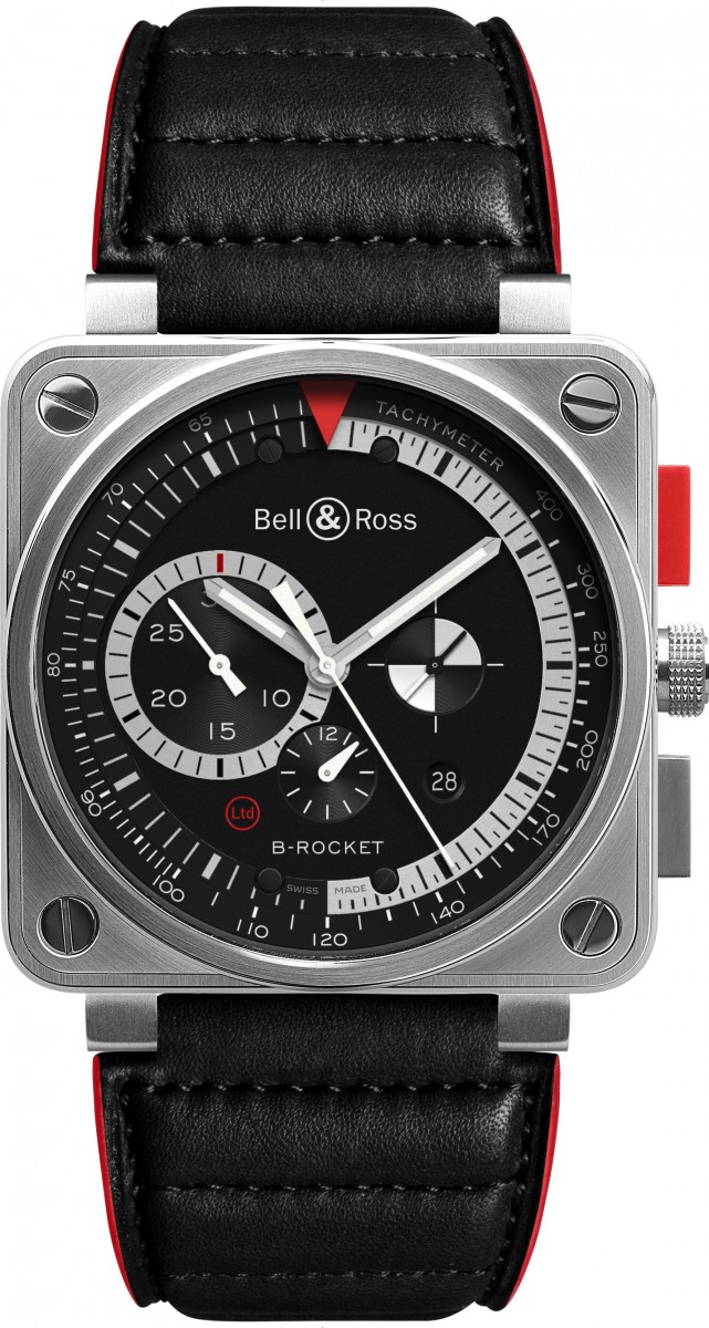 Car-Revs-Daily.com LIFESTYLE - Bell & Ross B-ROCKET 4