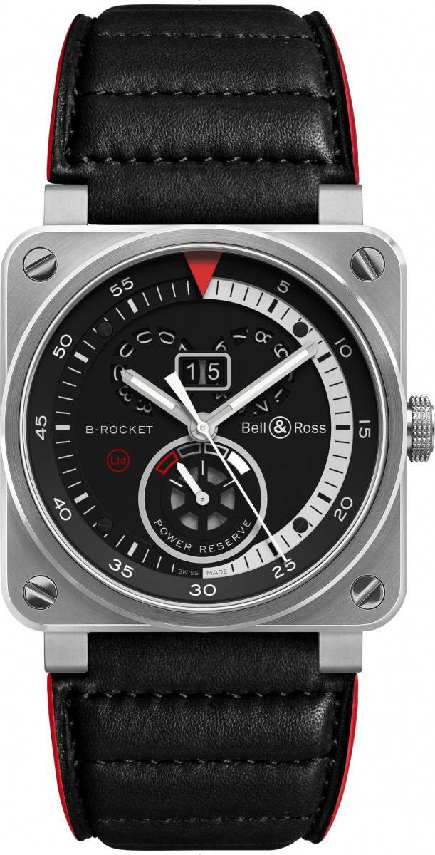 Car-Revs-Daily.com LIFESTYLE - Bell & Ross B-ROCKET 6