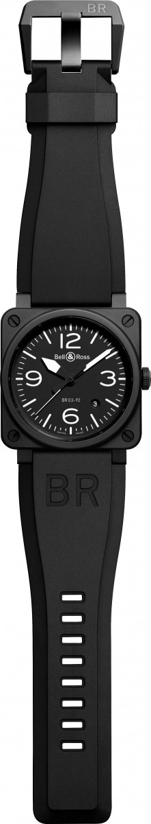 Car-Revs-Daily.com LIFESTYLE - Bell & Ross B-ROCKET 8