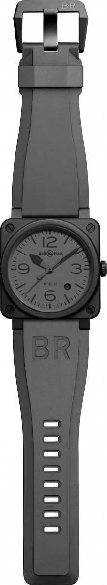 Car-Revs-Daily.com LIFESTYLE - Bell & Ross B-ROCKET 9