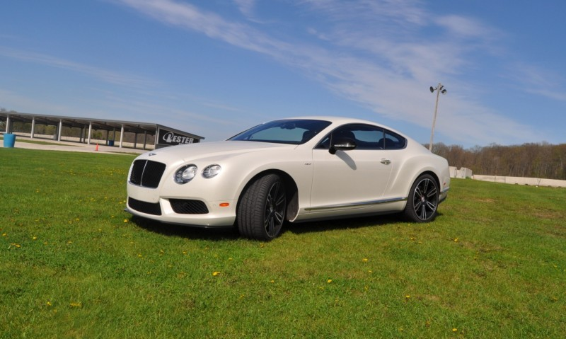 Car-Revs-Daily.com LOVES the 2014 Bentley Continental GT V8S 12