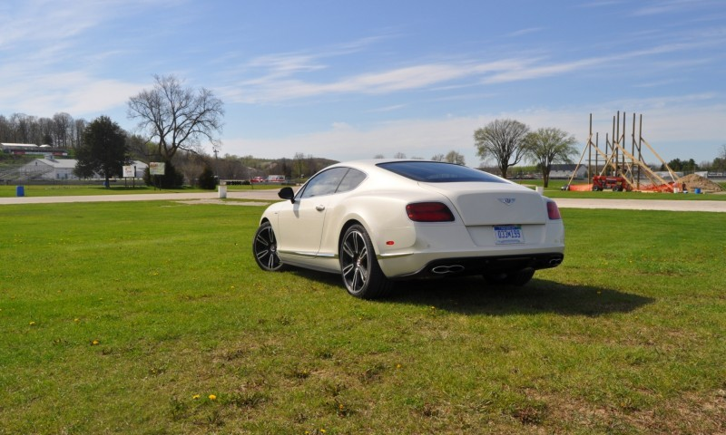 Car-Revs-Daily.com LOVES the 2014 Bentley Continental GT V8S 45
