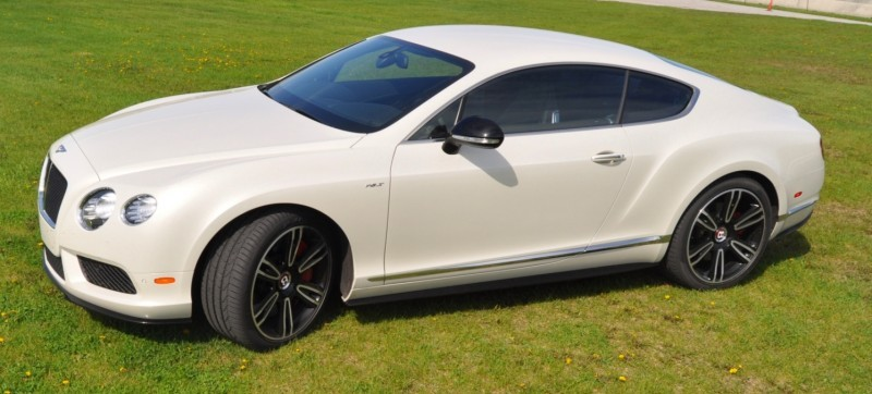 Car-Revs-Daily.com LOVES the 2014 Bentley Continental GT V8S 55