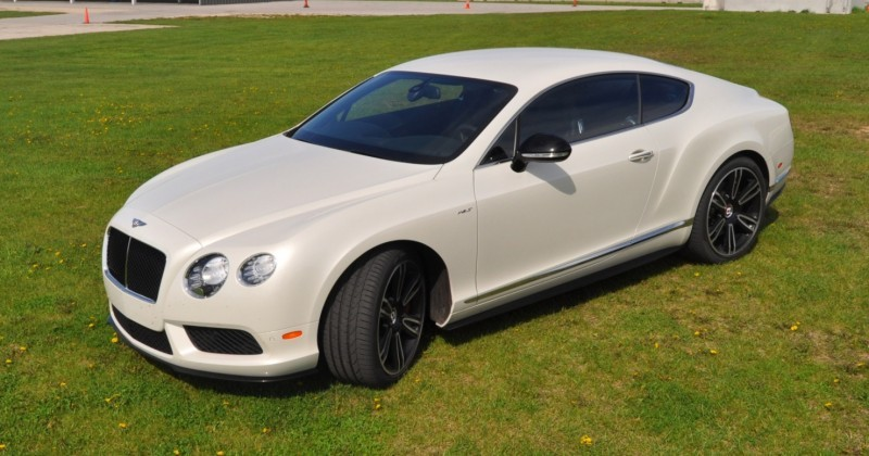 Car-Revs-Daily.com LOVES the 2014 Bentley Continental GT V8S 56