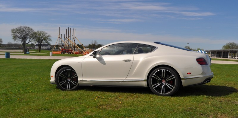 Car-Revs-Daily.com LOVES the 2014 Bentley Continental GT V8S 6