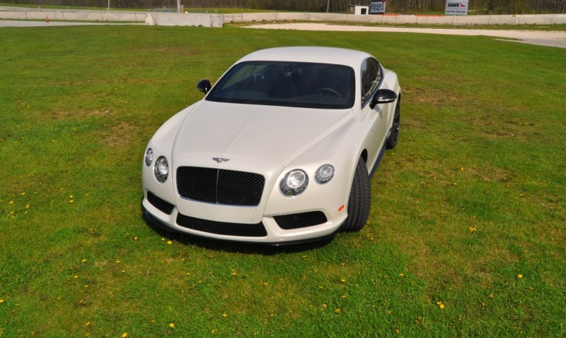 Car-Revs-Daily.com LOVES the 2014 Bentley Continental GT V8S 60