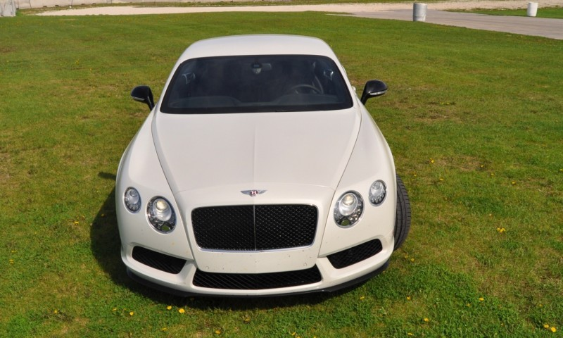 Car-Revs-Daily.com LOVES the 2014 Bentley Continental GT V8S 63