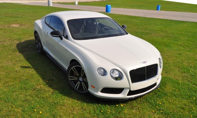Car-Revs-Daily.com LOVES the 2014 Bentley Continental GT V8S 68