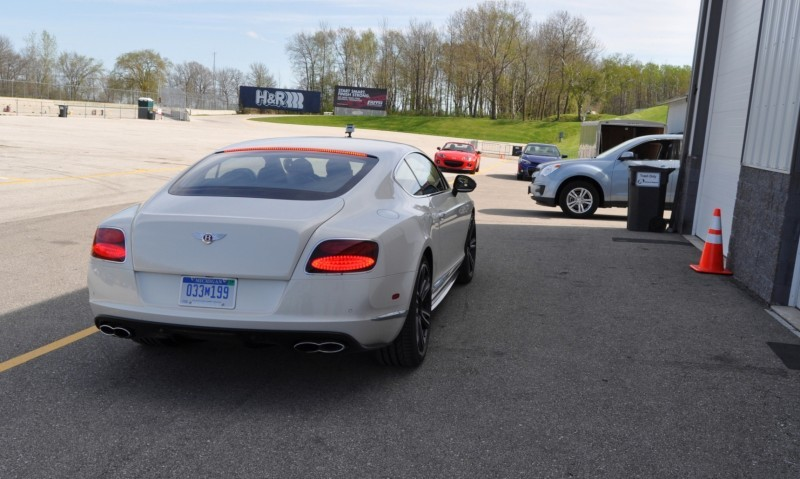Car-Revs-Daily.com LOVES the 2014 Bentley Continental GT V8S 75